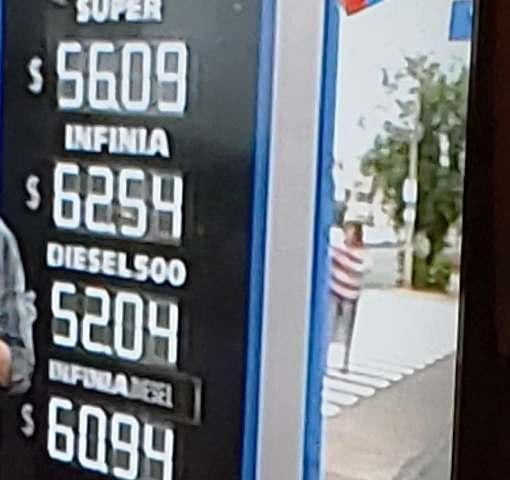 Precios de los combustibles en Misiones, la super está $56,09 y el diesel $52,04
