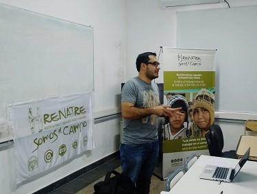 RENATRE inició un ciclo de capacitaciones a trabajadores rurales de Misiones en informática